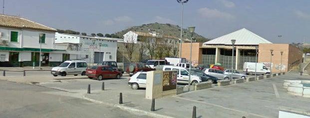 Parking de la tejera is one of Que visitar en Cabra.