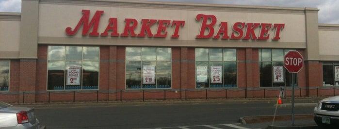 Market Basket is one of Tempat yang Disukai Erica.