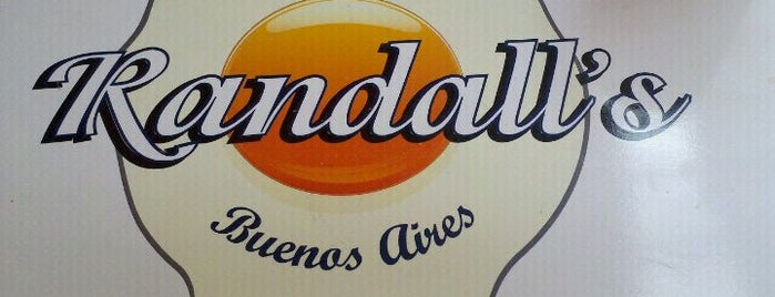 Randall's is one of Buenos Aires to-do.