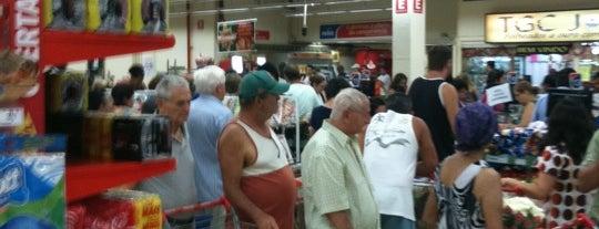 Extra Supermercado is one of Comer: Rio de Janeiro.