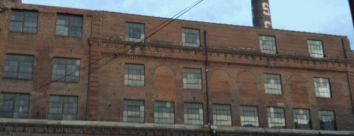 Lemp Brewery is one of Breweries of St. Louis.