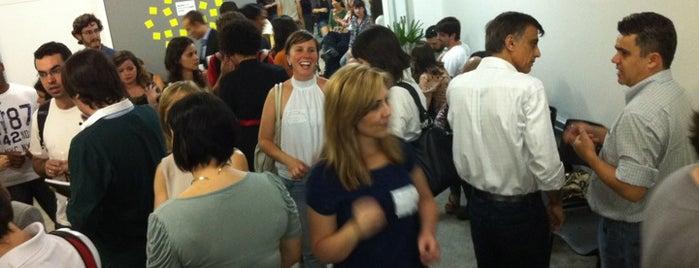 HUB Curitiba is one of Espaços de Coworking.