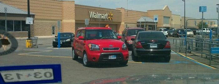 Walmart Supercenter is one of Chris 님이 좋아한 장소.