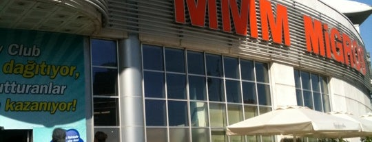 Migros is one of Atasehir'de yaşam.