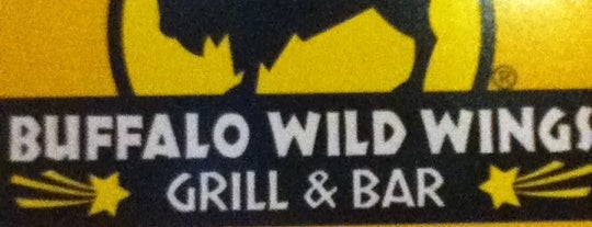 Buffalo Wild Wings is one of Food.