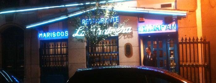 La Trainera is one of The London Nº1 en Madrid.