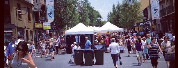 Glebe Street Fair is one of Sydney Street Festivals.