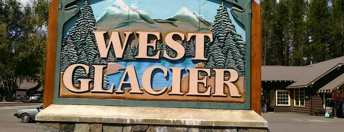 Glacier National Park - West Entrance is one of Tagarista- the best of the best..