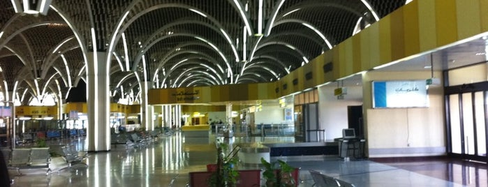 Baghdad International Airport (BGW) is one of Airports (around the world).