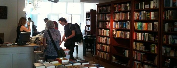 Java Bookshop is one of Amsterdam.