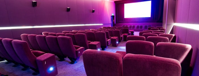 Everyman Cinema is one of Best of London.