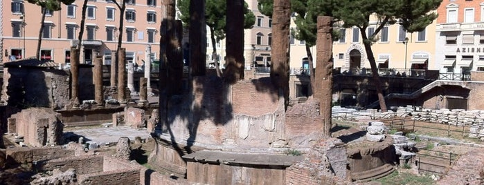 Largo di Torre Argentina is one of Roma.