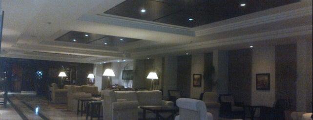 Century Park Hotel is one of Oteller.