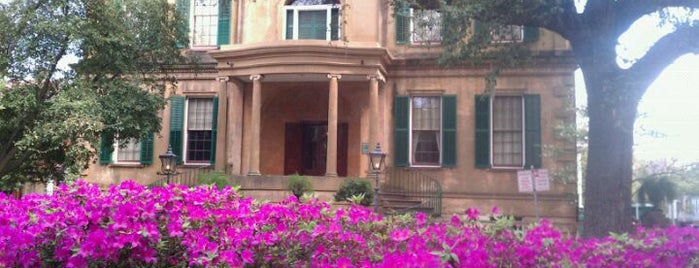 Telfair Museums' Owens-Thomas House is one of Must-visit Museums in Savannah.