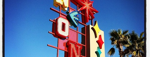 The Neon Museum is one of vegas.