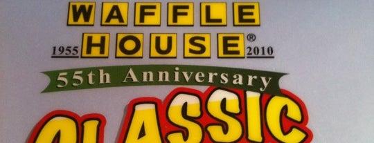 Waffle House is one of Mick : понравившиеся места.