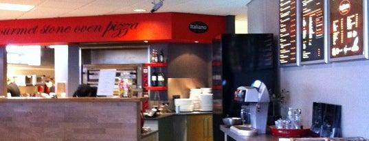 Italiano Pizzeria is one of Gespeicherte Orte von N..