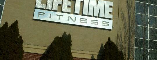 Life Time Fitness is one of Posti che sono piaciuti a Chris.