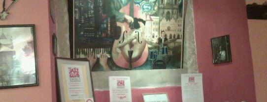 Ungelt Jazz & Blues Club is one of Music Clubs in Prague.