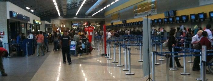 Aeroporto Internacional de Campinas / Viracopos (VCP) is one of Aeroportos do Brasil.