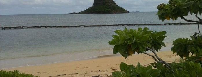 Chinaman's Hat - Scenic Viewpoint is one of Oahu: The Gathering Place.