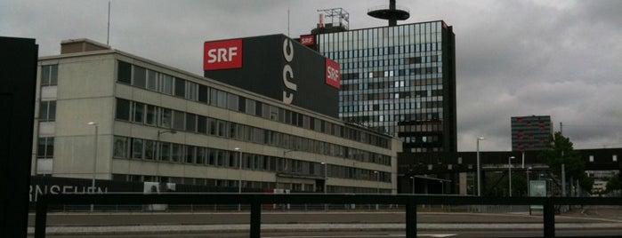 Schweizer Radio und Fernsehen is one of Marcさんのお気に入りスポット.