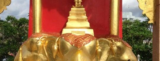 Pra Siam Tewa Tirach is one of สระบุรี, นครนายก, ปราจีนบุรี, สระแก้ว.