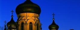 Cerkiew metropolitalna św. Marii Magdaleny is one of tredozio.
