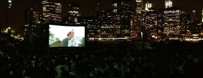 Movies With A View is one of NYC: Try.
