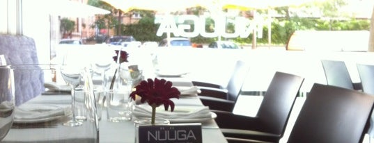 Nüüga Lounge Bar is one of Madrid ♥ Bayswater Gin.
