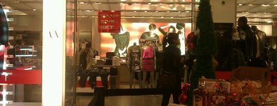 Armani Exchange is one of Queens Center Mall.