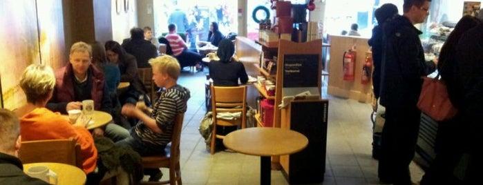Starbucks is one of Elliott's Liked Places.