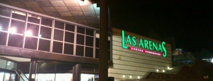 C.C. Las Arenas is one of Lugares favoritos de Pame.