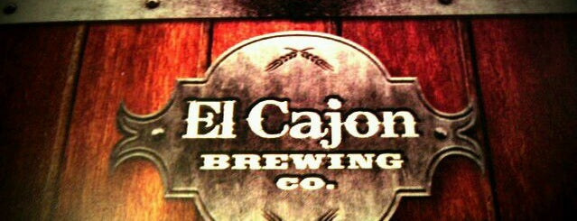 El Cajon Brewing Co. is one of San Diego Brewery and Beer Pubs.