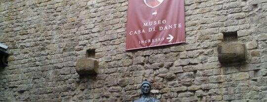 Museo Casa di Dante is one of 101 posti da vedere a Firenze prima di morire.