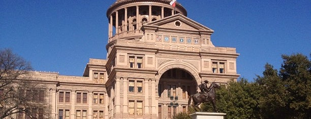 Texas State Capitol is one of EXPLORE Austin! #4sqCities.