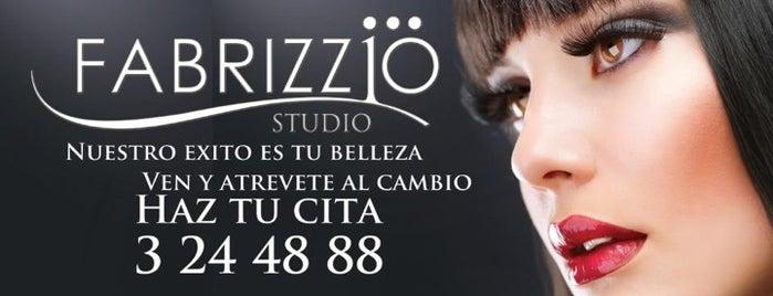 Fabrizzio  Studio is one of Tempat yang Disukai Marisol.