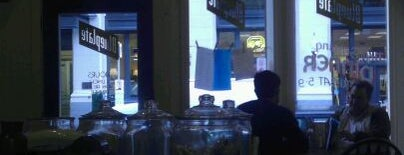 """Blueplate Lunch Counter & Soda Fountain is one of """"Diners, Drive-Ins & Dives"""" (Part 2, KY - TN)."""