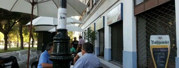 El Mesón del Buen Comer is one of Ruta de cafés, sandwich, almuerzos.