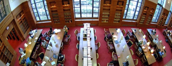 EB Williams Law Library is one of Georgetown Law.