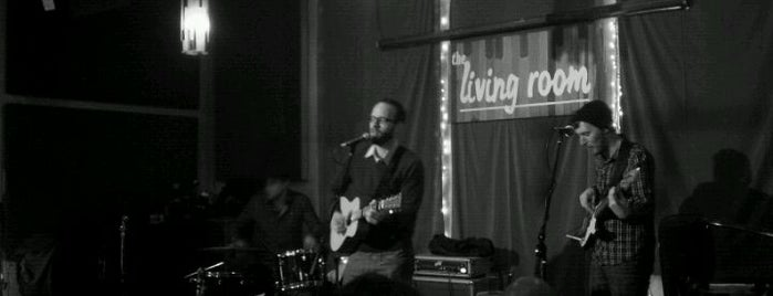 The Living Room is one of CMJ 2012.