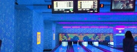 Shibuya Bowling is one of Want To Go.