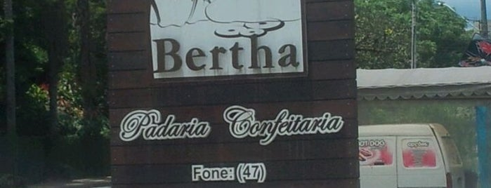 Bertha Padaria e Confeitaria is one of Metin 님이 좋아한 장소.