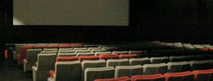 Mikrokosmos is one of Cult Cinemas in Athens.