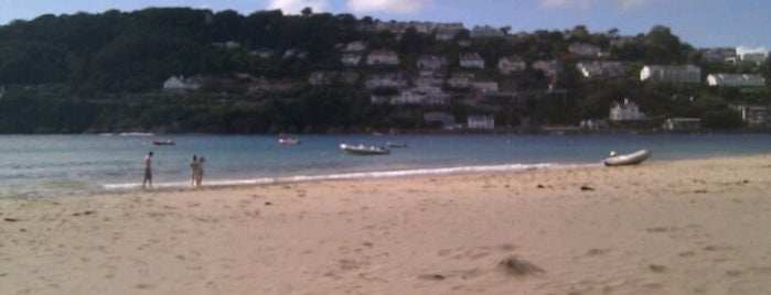 Mill Bay Beach is one of Devon.