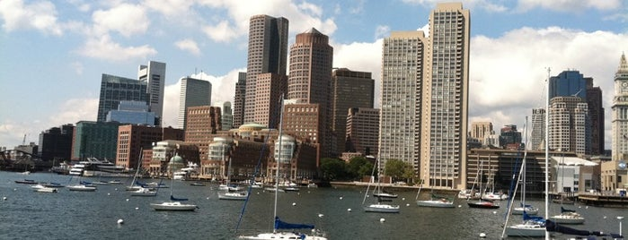 Boston Harbor is one of Orte, die jordi gefallen.