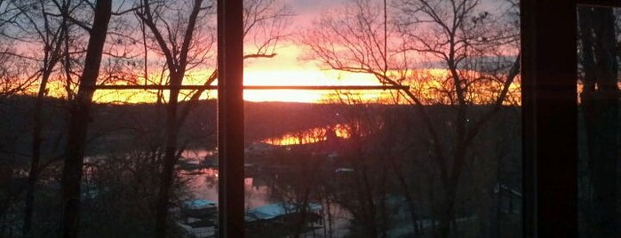 The Lake of the Ozarks is one of St. Louis & MO.