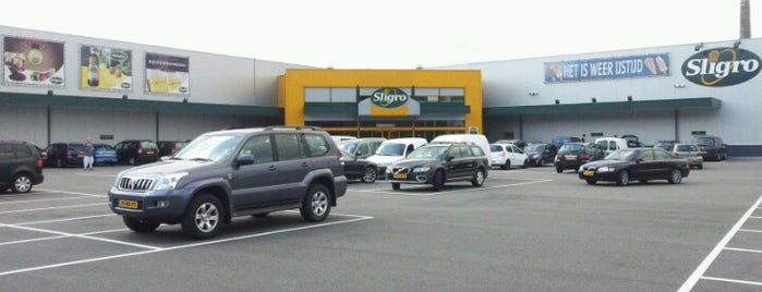 Sligro is one of Lugares favoritos de Kevin.