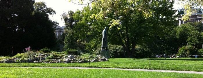 Burggarten is one of Top picks for Parks.