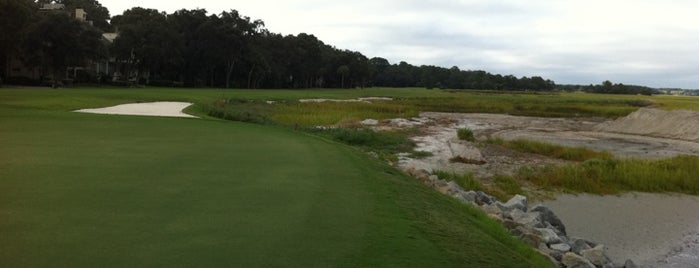 Harbour Town Golf Links is one of The Ultimate Golf Course Bucketlist.